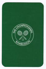 Wimbledon Tennis Championships,Swap/ playing card