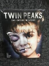 Twin Peaks Collection The Entire Mystery and Missing Pieces [Blu-ray]  Complete