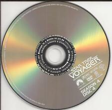 Star Trek Voyager (DVD) Season 4 Disc 4 Replacement Disc U.S. Issue