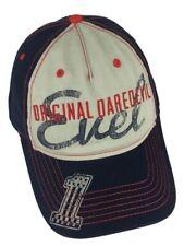 EVEL KNIEVEL Snapback Cap Original Daredevil Distressed Dad Hat Adult OSFM New