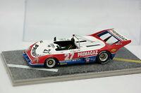 Bizarre Résine 1/43 - Lola BMW T298 M12 Le Mans 1981 Primagaz N°27