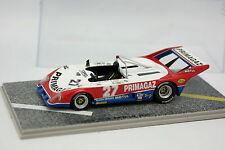 Bizarre Resina 1/43 - Lola BMW T298 M12 Le Mans 1981 Primagaz Nº27