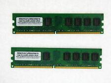 2GB (2 x 1GB) DDR2 PC2-5300 Memory for Dell Dimension 3100 4700 5100 5150