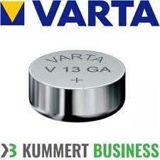 V13GA LR44 VARTA Knopfzelle ohne Blister AG13 13GA V76PX Batterie Knopfzelle