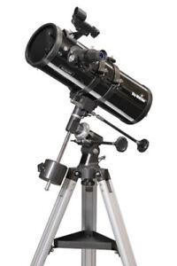 "Skywatcher Skyhawk 1145P parabolic Newtonian 4.5"" Telescope + EQ1 #10709 (UK)NEW"