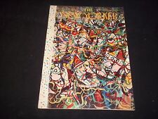 1950 DECEMBER 30 NEW YORKER MAGAZINE - BEAUTIFUL FRONT COVER FOR FRAMING- J 1331