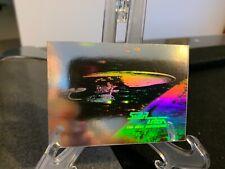 1991 Star Trek # H2 25th Anniversary Enterprise hologram