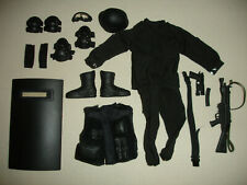 "1:6 Ultimate Soldier Americas Finest Swat Commander Uniform Set for 12"" NEW"