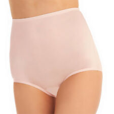 4 VANITY FAIR Brief PERFECTLY YOURS RAVISSANT 15712 Panty BLUSHING PINK 8 / XL
