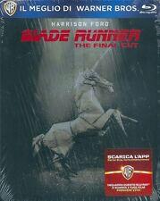 2 BLU RAY:BLADE RUNNER THE FINAL CUT EDIZIONE STEEL BOOK RARA NUOVO SIGILLATO