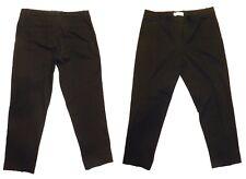 Gap Slim Cropped Ankle Pants BLACK 10 R