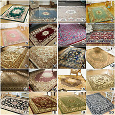 SMALL EXTRA LARGE BIG SOFT ELEGANT CLASSIC TRADITIONAL THICK AREA FLOOR RUG SALE