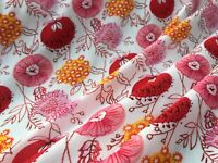Rayon Fabric 100% (per metre) 'Tiverton C' dress fabric, womenswear