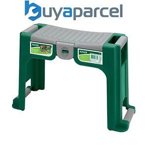Draper Garden Kneeler Garden Seat Storage Tool Store Stool Kneel Pad 76763