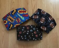 3 Pk. Male Dog Diaper Belly Band Wraps*Training~House Breaking~Clothing Xs-Xl