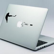 """Apple Macbook Decal Sticker de hockey sobre hielo encaja 11"""" 12"""" 13"""" 15"""" y 17"""" Modelos"""