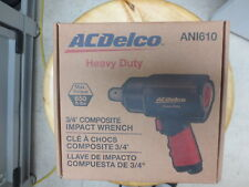 ACDelco ANI610 3/4-Inch Composite Impact Wrench, 650-Feet-Pound, Heavy Duty