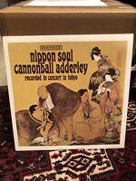 "CANNONBALL ADDERLEY - ""Nippon Soul"" (Concert in Tokyo) - OJC 435 (RLP-9477)"