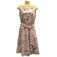 Marks and Spencer Cotton Sleeveless Skater Dresses for Women
