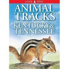 Animal Tracks of Kentucky and Tennessee - Paperback NEW Ian Sheldon, Ta 2002-03