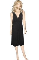 Black GEORGE Diamante Evening Dress Size 12 Stretchy Ladies Party Frock Women's