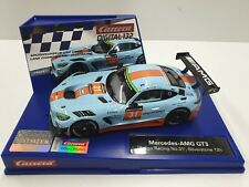 Carrera Numérique 132 30870 Mercedes-amg Gt3 Gulf Course - Silverstone 12h No.