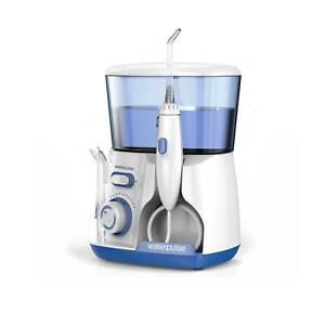 Waterpulse Electric Water Jet Pick Flosser Oral Irrigator Teeth Dental Clean New
