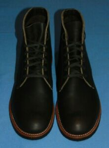 NEW Red Wing Heritage Merchant Boot 8061 Ebony Harness US Mens 10.5D Made in USA
