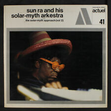SUN RA & HIS SOLAR-MYTH ARKESTRA: The Solar-myth Approach Vol. 2 LP (France, l