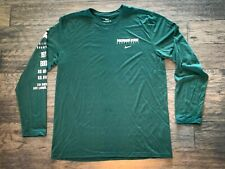 Michigan State Spartans Basketball Player Issued Nike DryFit Shirt - XL