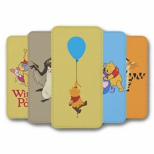 For iPhone 6 6S Flip Case Cover Disney Winnie The Pooh Collection 2