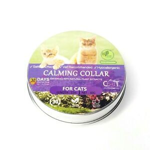 Cat Collar Behavior and Calming Collar for Cats One Collar 15 Inches