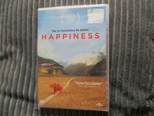 "DVD NEUF ""HAPPINESS"" documentaire de Thomas BALMES"