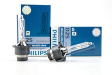 Philips D2S Xenon White Vision gen 2 5000K +120% 85122WHV2 HID headlight bulbs