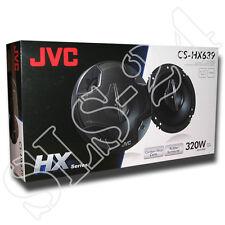 JVC CS-HX639 Boxen 16cm 3-Wege Koax Lautsprecher System 320 Watt (RMS: 40 Watt)