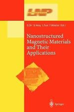 Lecture Notes in Physics Ser.: Nanostructured Magnetic Materials and Their...