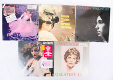 Instant collection! Great Woman Singers LP Record Lot of 5. Ronstadt, Baez +