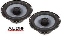 Audio System CO165 EVO 2-Wege-Koaxialsystem, 90 Watt RMS, Lautsprecher 1 PAAR