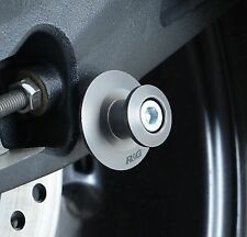 Kawasaki Z1000 up to 2006 R&G Racing elevation black paddock stand bobbins