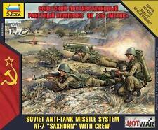 "Soviet Anti-Tank Missile System AT-7 ""Saxhorn"" ZVE 7413"