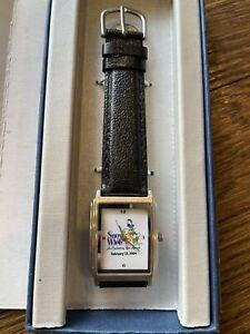 vintage disney Snow White watch 2004