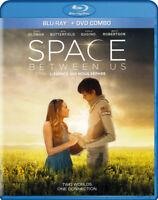 The Space Between Us (Blu-ray + DVD) (Blu-ray) New Blu