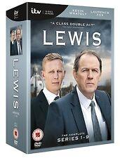 Lewis Komplette Staffel 1 2 3 4 5 6 7 8 9 [DVD] NEU Season 1-9 Der Oxford Krimi