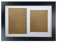 New Graduation Double Photo Frame for 1 A4 Certificate and 8X10 inch Photograph
