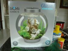BIORB  Nano-Aquarium  15 L ,LED .