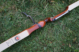 Border Bows Vintage Archery Recurve REIVER bow (superceeded by the Mosstrooper)