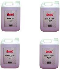 Antari FLR-4 Quick Dissipating Liquid Red 4 - 4 Liter Bottlecase