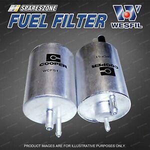 Wesfil Fuel Filter for Mercedes Benz CLK200K CLK230K CLK240 CLK320 CLK430 CLK500