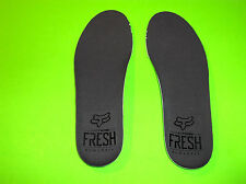 FOX RACING MOTION SCRUB FRESH SIZE 7.5 7 1/2 UK 6.5 SKATEBOARD SHOE INSOLES