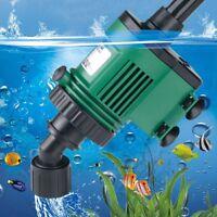 Electronic Aquarium Gravel Fish Tank Vacuum Sand Gravel Cleaner Water